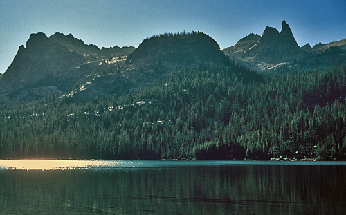 A Climbing Trip Through Idaho To Wyoming